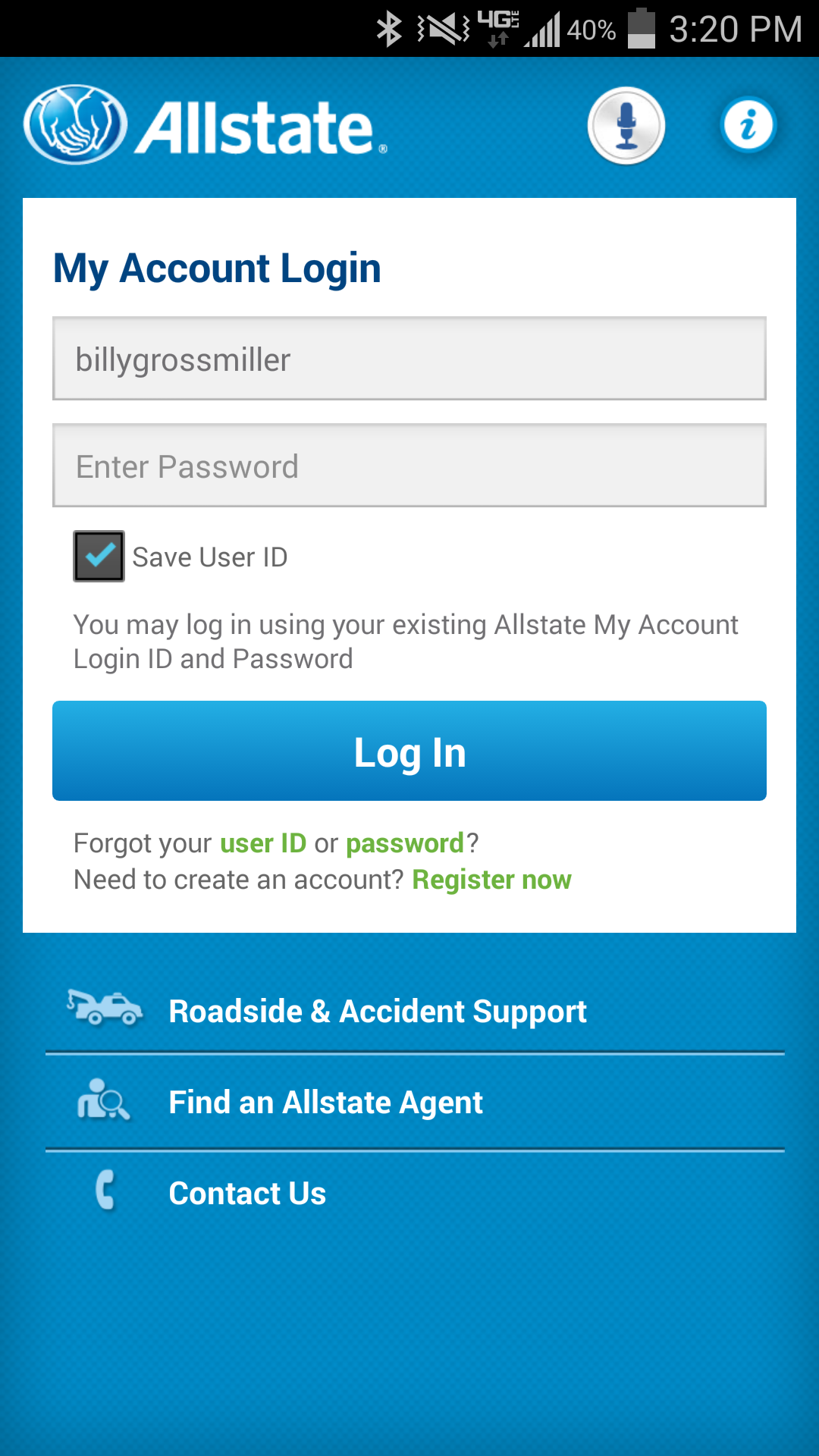 Allstate My Account >> Introducing The Allstate Mobile App Grossmiller Agency